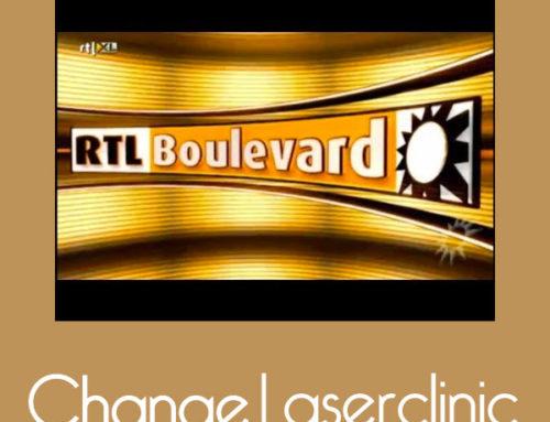 RTL Boulevard x Change Laserclinic (2017)